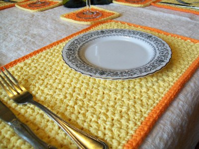 37 Crochet Placemat Patterns | Guide Patterns