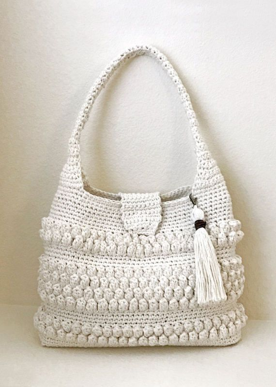 CROCHET ITEMS- CROCHET PURSE