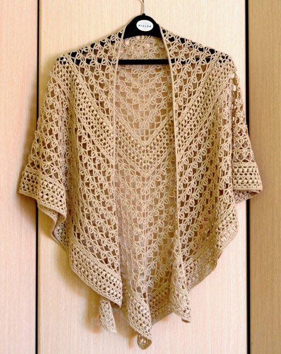 Beautiful Crochet Shawl Patterns