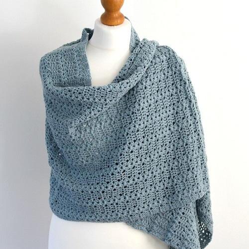 10 Best Crochet Shawl Patterns | AllFreeCrochet.com