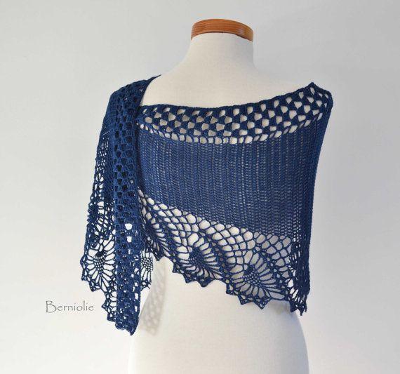 OSWIN, Crochet shawl pattern, PDF | Crochet shawl patterns, Shawl