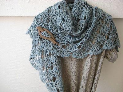 Crochet shawl patterns Ideas