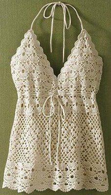 fashion crochet top for girl | make handmade, crochet, craft