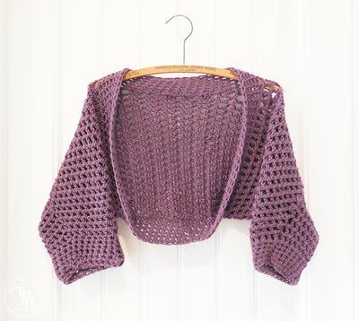 42 Free Crochet Shrug Patterns | AllFreeCrochet.com