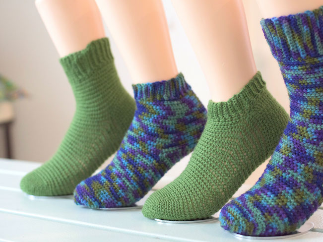 How to Crochet Socks: Top Tips & Patterns