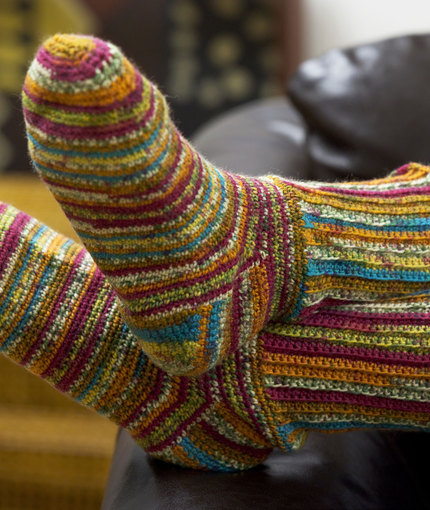 Your guide to different crochet sock   pattern