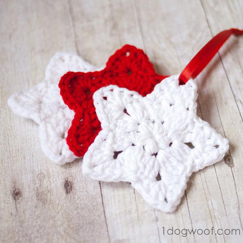 All you need to know about crochet star   pattern