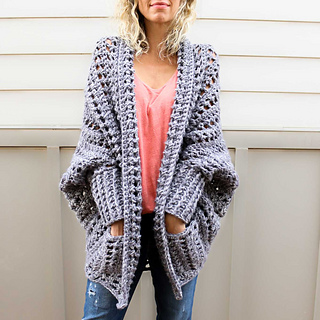 Ravelry: The Dwell Sweater pattern by Jess Coppom