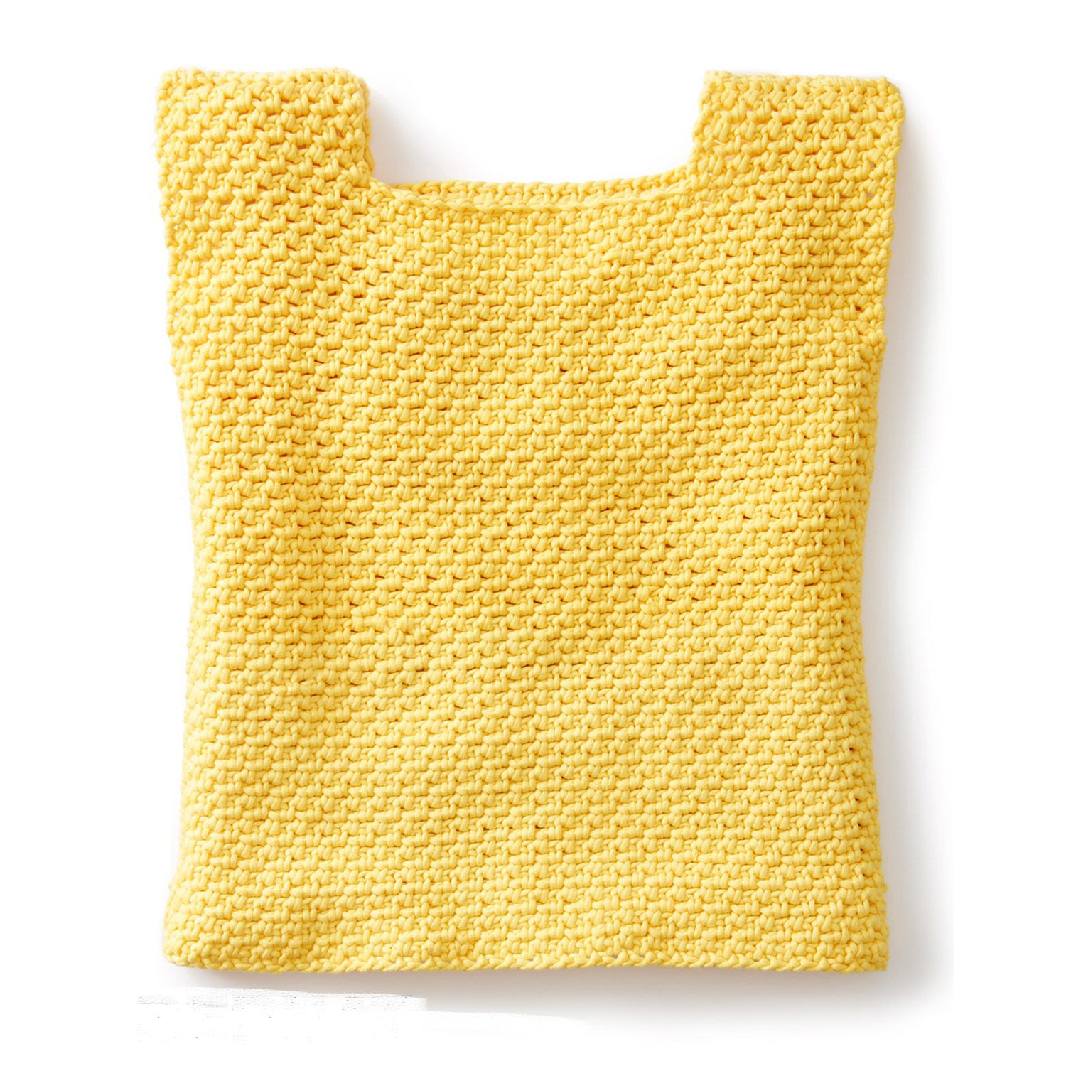 Bernat Simple Crochet Tank Top, XS/S | Yarnspirations