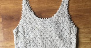 White Stag Tops | Crochet Top | Poshmark