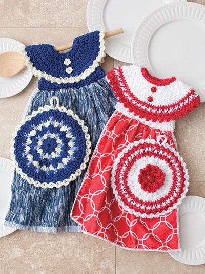 Crochet Books - Towel Topper Express