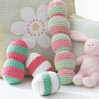 18 Cuddly Crochet Baby Toys (Free Patterns) | AllFreeCrochet.com