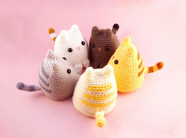 Get creative and affordable with crochet   toys