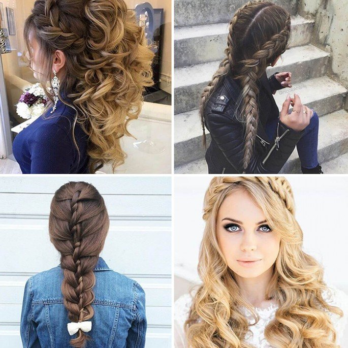 26 Cute Girls hairstyles for summer and winter season - Sensod