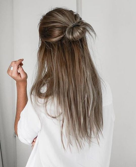Knotted Hairstyles 2016 | Hairstyles 2017 | Pinterest | Hair styles