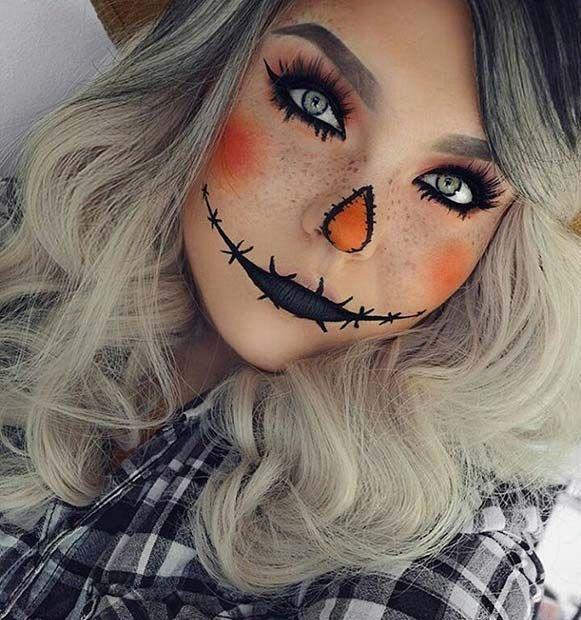 23 Cute Makeup Ideas for Halloween 2018 | Beauty Department