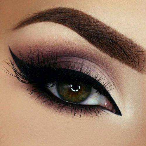 36 Flattering Ideas for Light Brown Eyes Makeup | Makeup - Beauty