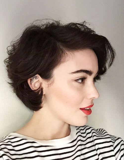 43 Cute Short Haircuts for Short Hair in 2019