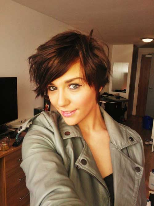 35 Very Cute Short Hair