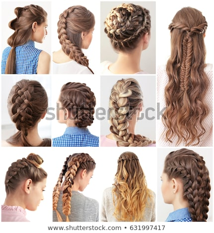 Women Different Hairstyles Stock Photo (Edit Now) 631997417