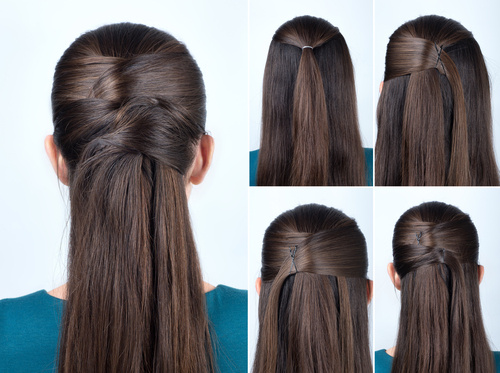 7 Easy Everyday Hairstyles For Each Day Of The Week | POPxo