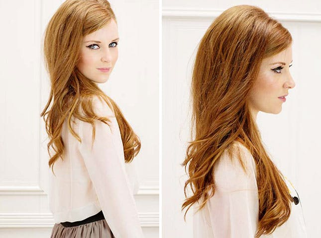 28 Gorgeous DIY Hairstyles | Brit + Co