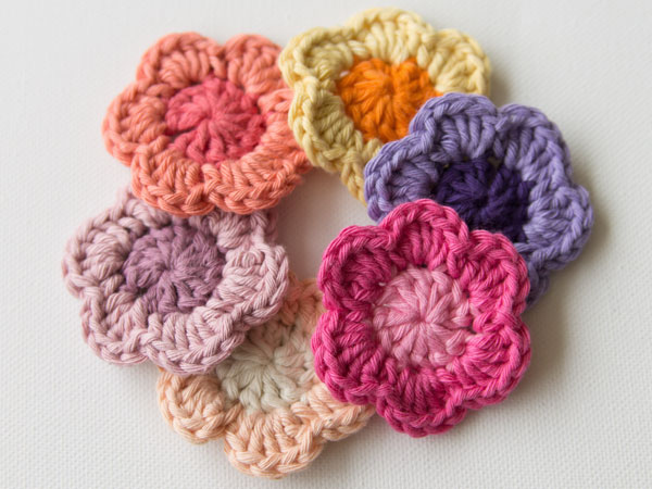 How to Make a Crochet Flower