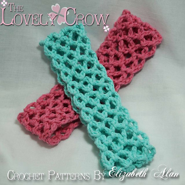 Free Crochet super easy stretchy headband Pattern. I have made soo