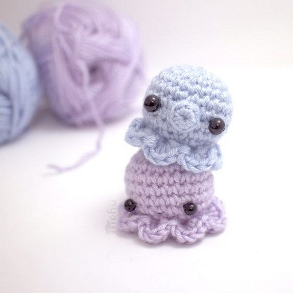 Some easy crochet patterns