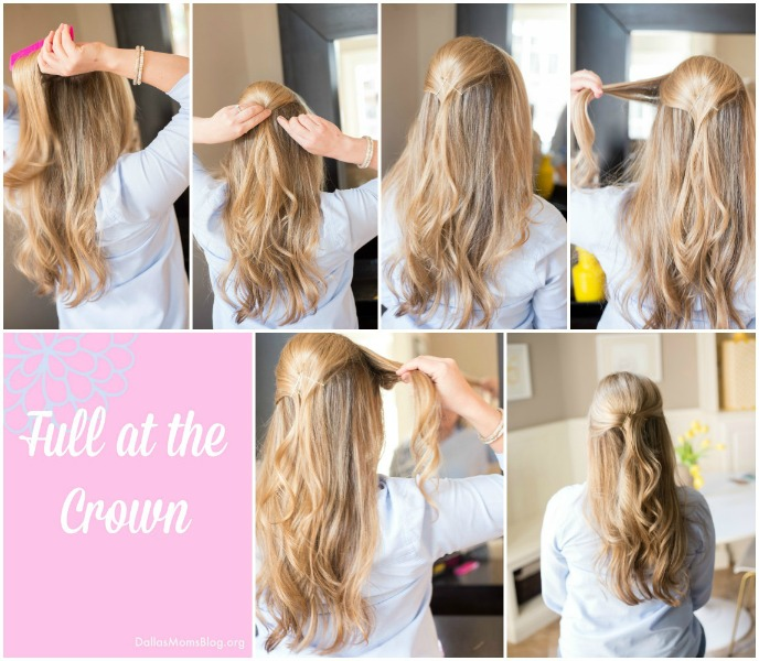 5 Minute Hair - Easy Styles for Busy Mom