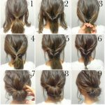 Most Beautiful Easy Hair Updos