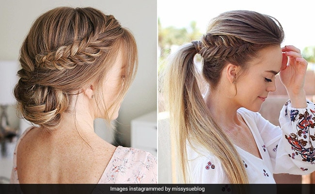 4 Easy Braided Hairstyles To Glam Up Instantly