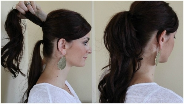 Easy Hairstyles for Work for Medium or Long Hair - Hair World Magazine