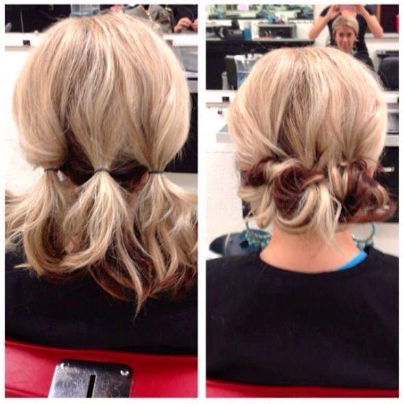 Easy Hairstyles For Medium Length Hair Text Diy medium length