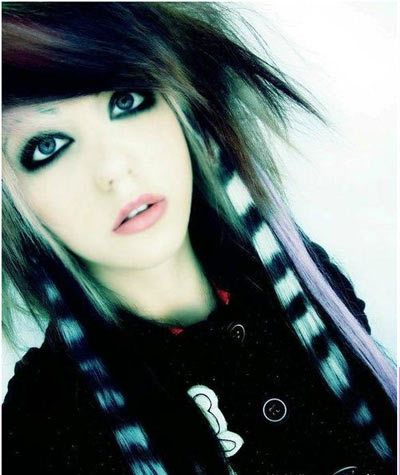 Emo Makeup Tutorial And Tips | Makeup and beauty | Pinterest | Emo
