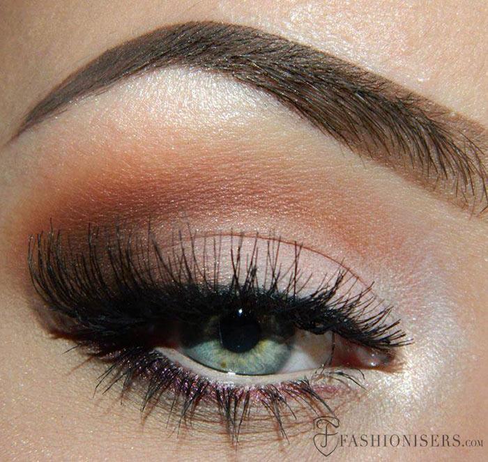 10 Dramatic Smokey Eye Makeup Ideas | Fashionisers©