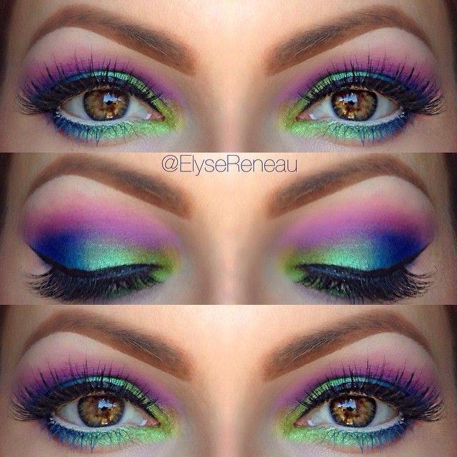 Makeup - Festival Eye Makeup Ideas #2153020 - Weddbook