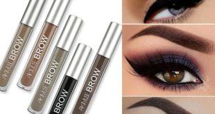 AIKIMUSE Eye Eyebrow Gel Perfect Eyebrow shades Black Brown Tinted