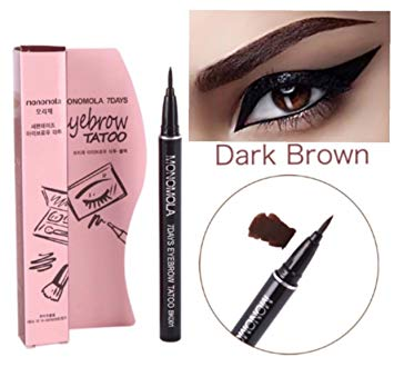 Amazon.com : Long Lasting Waterproof Eyebrow Tattoo Pen Pencil Liner