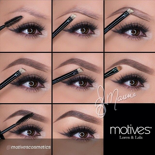 Perfect Brows | makeup | Makeup, Brows, Eyebrows