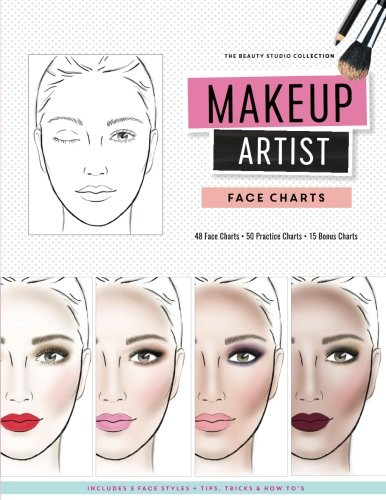 The technique used to create a perfect   face makeup