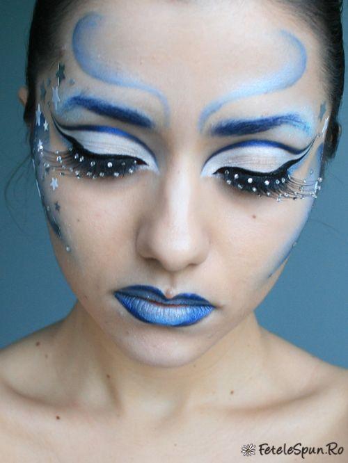 fantasy eye makeup | Fantasy Fairy Eye Makeup Pic #14 | Eye Makeup