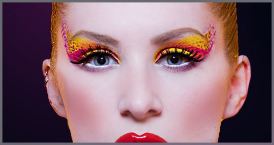FASHION MAKEUP : European Body Art