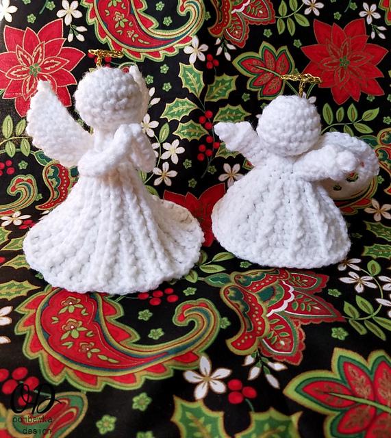 Christmas Angel Free Crochet Pattern ⋆ Crochet Kingdom
