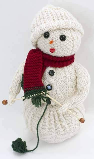 The Best Collection of FREE Christmas Knitting Patterns | Christmas