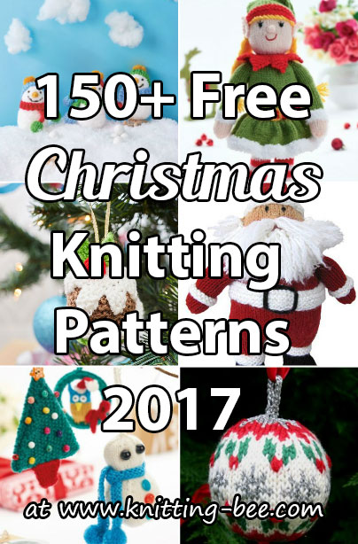 150+ Free Christmas Knitting Patterns to Love and Cherish (185 free