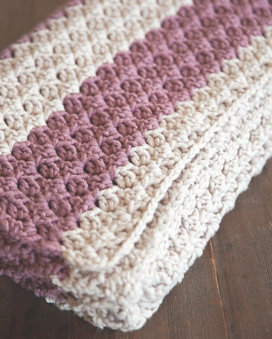 Free Chunky Crochet Throw Pattern | Crocheting | Pinterest | Crochet