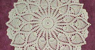 21 Free Crochet Doily Patterns - Page 2 of 3 - Knit And Crochet Daily