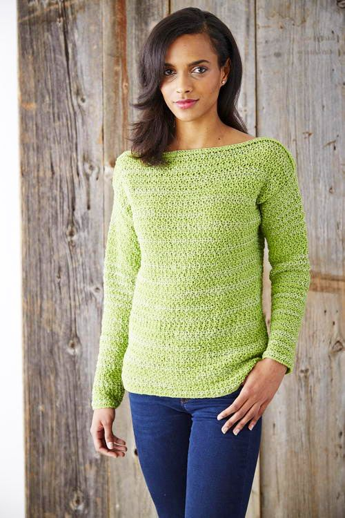 20 Free Crochet Sweater Patterns Perfect for Chilly Days | crochet
