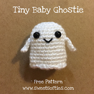 45 Free Easy Crochet Patterns for Halloween Ornaments